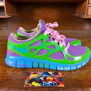 Nike Free Run+ 2 DB Doernbecher Womens Shoe Sz 7.5